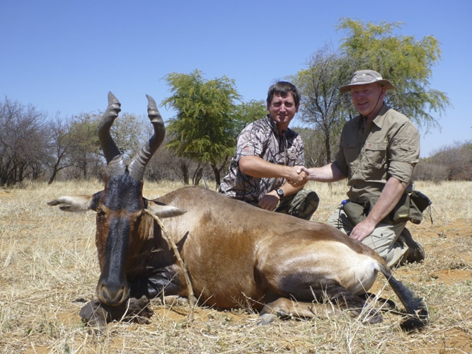 Jagt i Afrika - jagtrejser Sydafrika